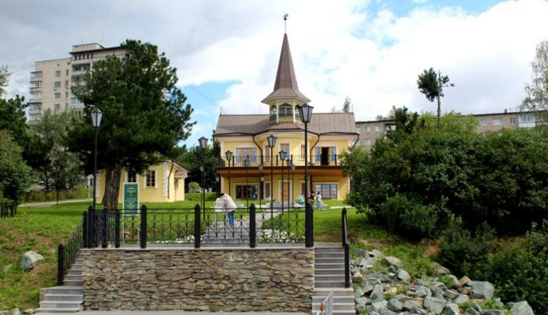 "Reconstruction of estate-turned-museum ""Demidov's Dacha"""